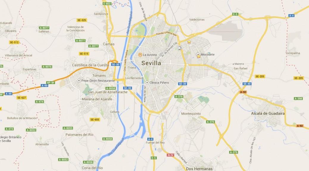 Área Metropolitana de Sevilla